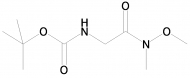 N-(tert-Butoxycarbonyl)glycine N'-methoxy-N'-methylamide, CAS: 121505-93-9