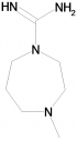 4-Methyl-[1,4]-diazepane-1-carboxamidine, 97%